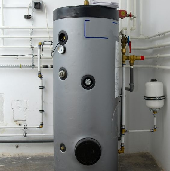 high recovery water heater system