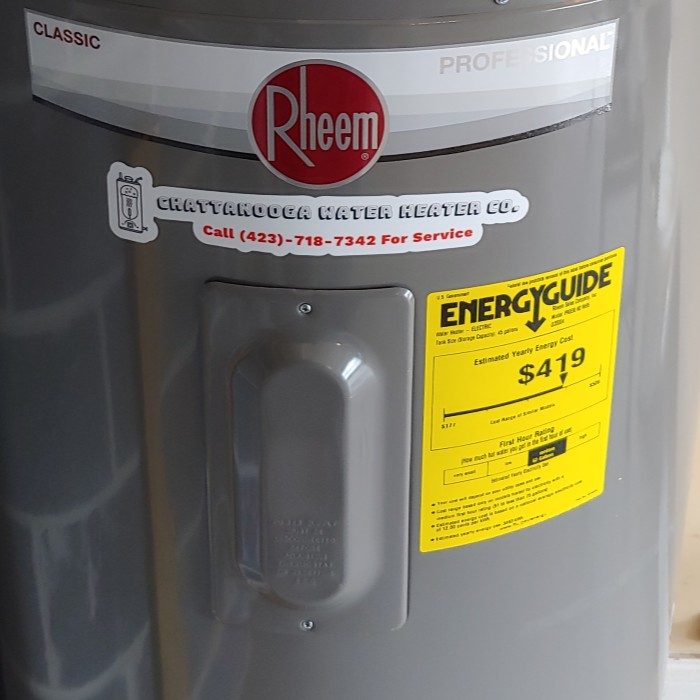 High Recovery Water Heater