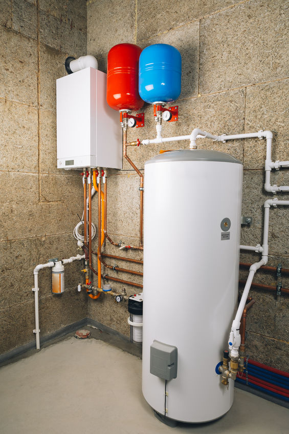 water heater and water heater booster